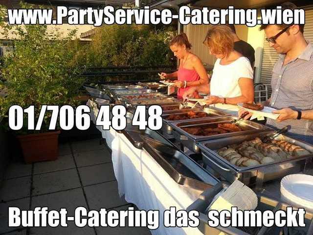 Buffet Catering das schmeckt - einfach & gut